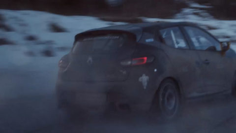renault sport - enter the zone
