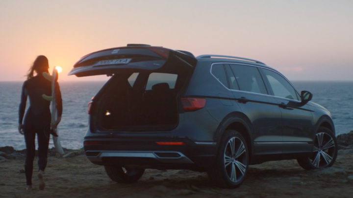 seat tarraco - why not now